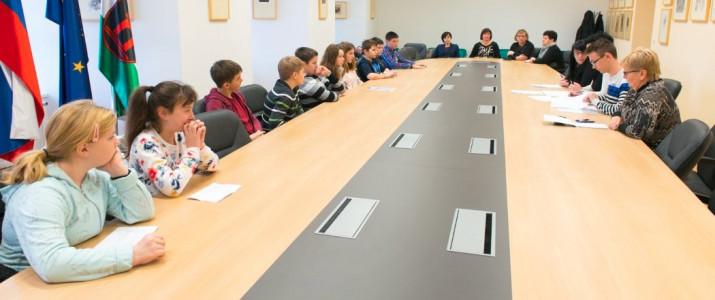 27. občinski otroški parlament